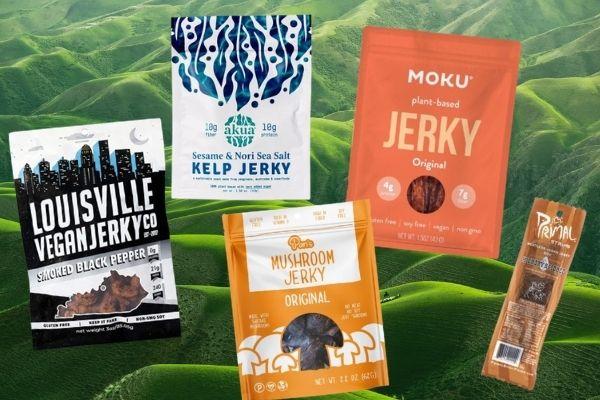 The Best Vegan Jerky for Outdoor Adventures